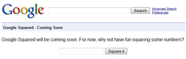 googlesquaredsoon