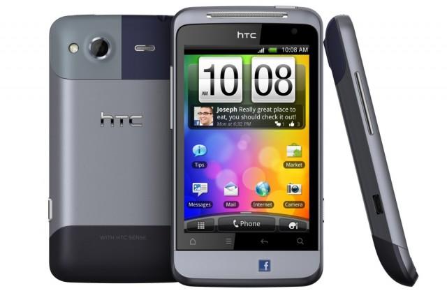 htc salsa e1298228522161 HTC ChaCha e HTC Salsa são projetados para as redes sociais