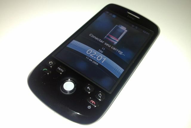htc tim Unboxing do HTC Magic lançado pela TIM no Brasil