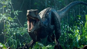 "Dinossauros de ""Jurassic World"" na Busca do Google"
