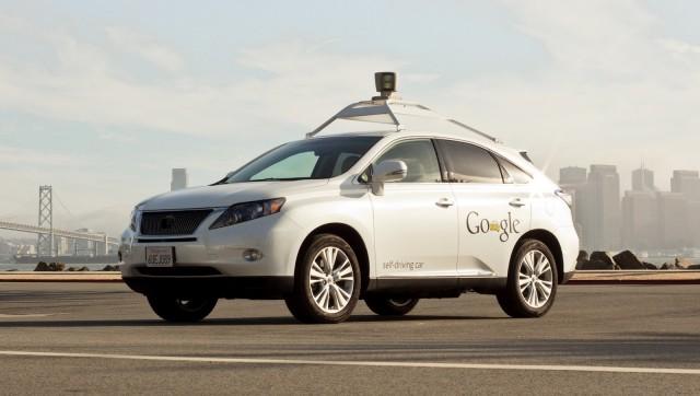 Carros autônomos do Google registram 482 mil quilômetros sem acidente