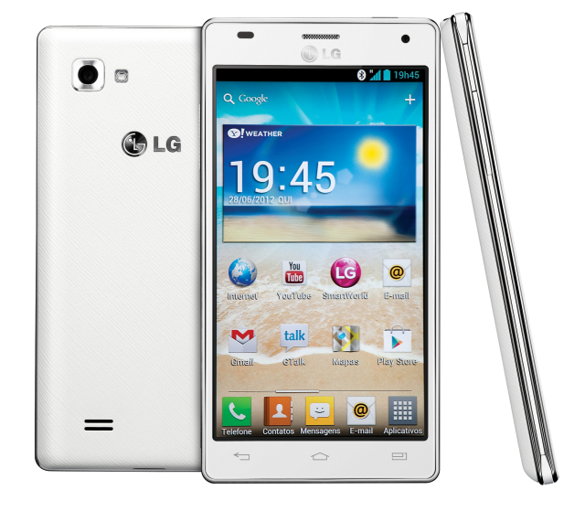 lg optimus 4x hd Review: LG Optimus 4X HD, o Android com tela IPS e processador Quad Core