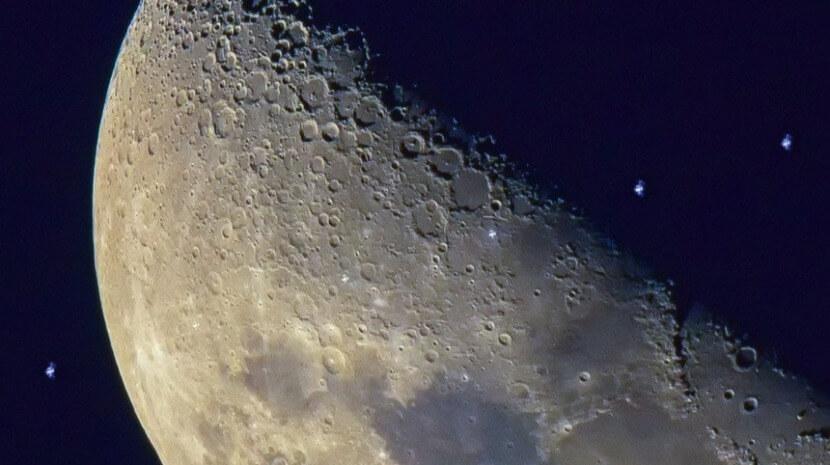 Explore a Lua no Google Earth em especial dos 50 anos de exploração espacial