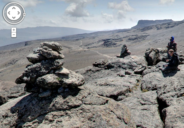 maps kilimanjaro Explore o Monte Everest e Kilimanjaro no Google Street View