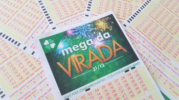 Aposte na Mega da Virada por meio do app Loterias Caixa disponível no Google Play