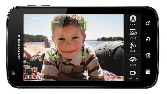 motorola atrix Motorola anuncia Atrix, o smartphone mais poderoso do mundo