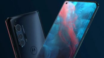 Motorola volta ao mercado premium com Motorola Edge+ e Motorola Edge