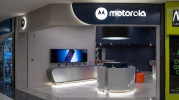 Motorola abre lojas próprias no Brasil