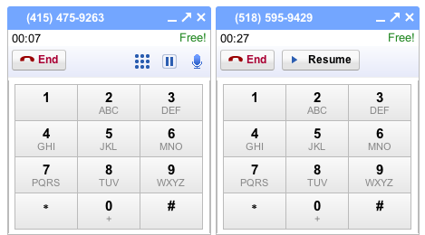 multiplecalls Google oferece múltiplas chamadas no Gmail