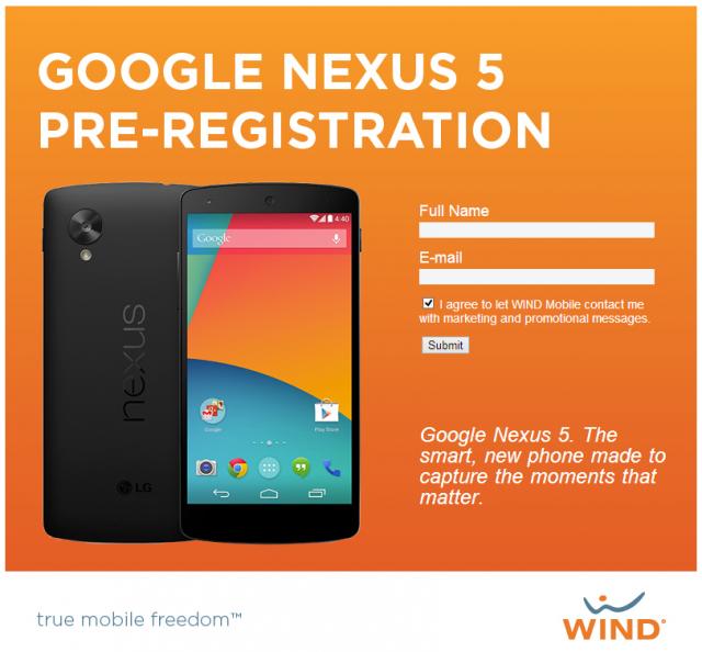 nexus-5-pre-cadastro