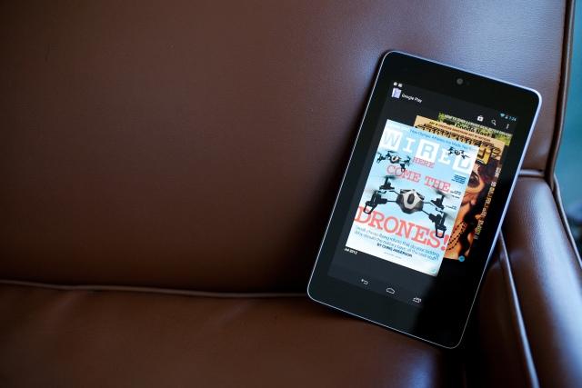 Nova geração do Nexus 7 pode chegar em Julho - Google Discovery