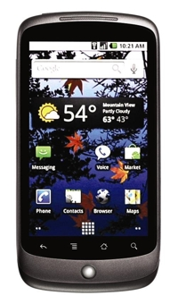 Google Nexus One, o Superphone do Google