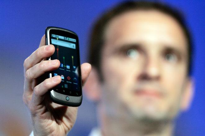 Nexus One veio tirar o Android do jardim de infância