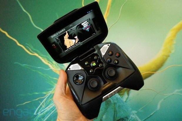nvidia shield Nvidia Shield, videogame portátil com Android, entra em pré venda