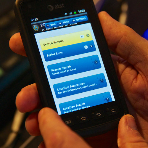 nypd android 2 Android ajuda policiais de Nova York a combater o crime