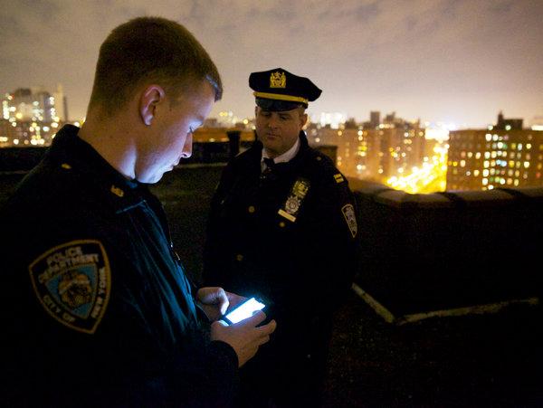nypd android Android ajuda policiais de Nova York a combater o crime