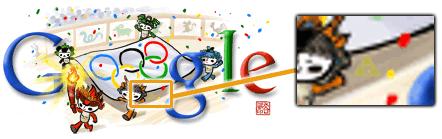 olympicgames Google e a Conspiração dos Doodles Triforce