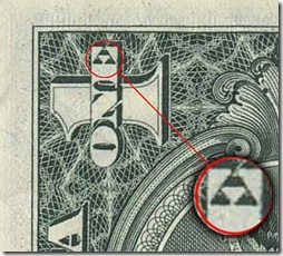 one dollar triforce thumb Google e a Conspiração dos Doodles Triforce