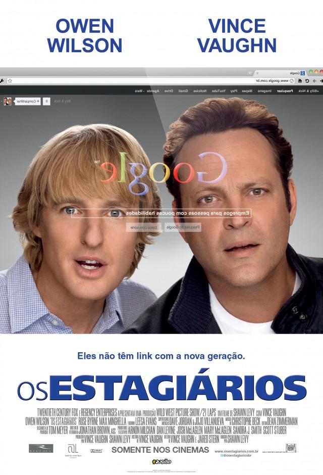 Download – Os Estagiários – DVDRip AVI Dual Áudio + RMVB Dublado ( 2013 )