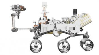 Google celebra Rover Perseverance com fogos de artifício virtuais e modelo 3D