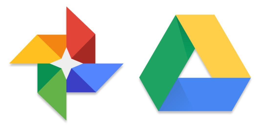 Fim da sincronização entre Google Photos e Drive