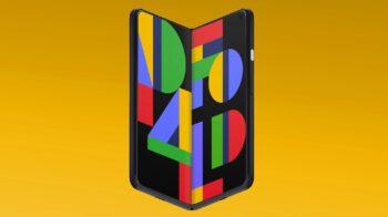 Smartphone dobrável Pixel do Google programado para este ano