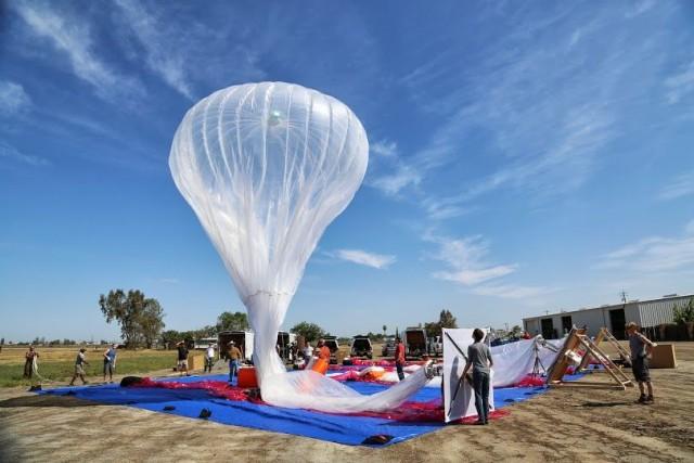 projeto loon e1371276588408 Google anuncia Projeto Loon: balões com acesso à internet