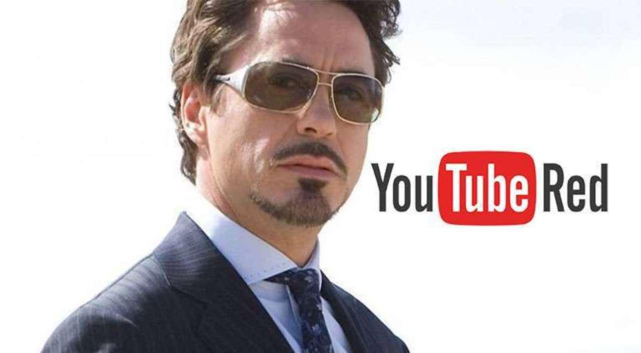 YouTube anuncia série sobre Inteligência Artificial com Robert Downey Jr.