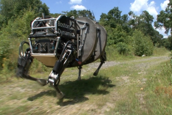 Alphabet vende Boston Dynamics e Schaft para a SoftBank
