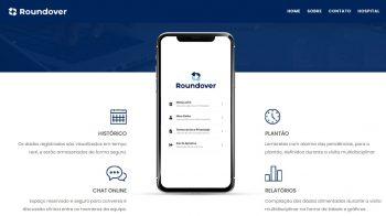 Roundover, o aplicativo exclusivo para UTI desenvolvido por médica brasileira da linha de frente do Covid-19