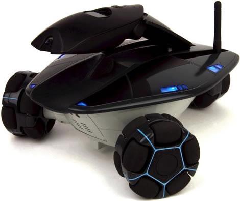 rovio Controle o Robô Rovio com um Android Phone