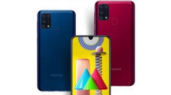 Samsung lança Galaxy M31 no Brasil
