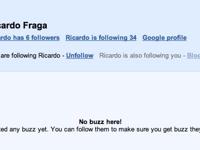 screen shot google buzz 3p Conheça o Google Buzz, a nova funcionalidade no Gmail