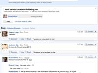 screen shot google buzz 5p Conheça o Google Buzz, a nova funcionalidade no Gmail