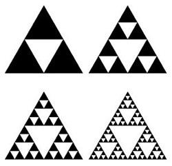 sierpinsky triforce Google e a Conspiração dos Doodles Triforce