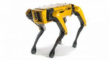 "Robô da Boston Dynamics aplica ""lockdown"" em Cingapura"
