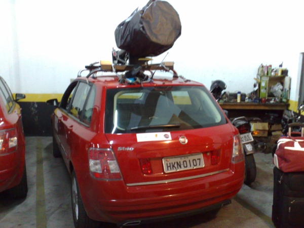 streetview stilo bh8 BH: Carros do Street View na Garagem do Google Brasil