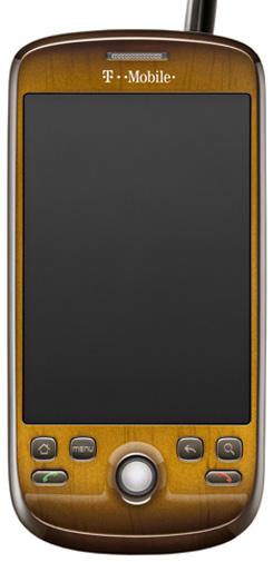 t mobilemytouch3g fenderlg1 MyTouch3G recebe estampa especial da marca Fender