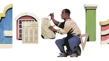 Tebas (arquiteto) é homenageado em Doodle do Google