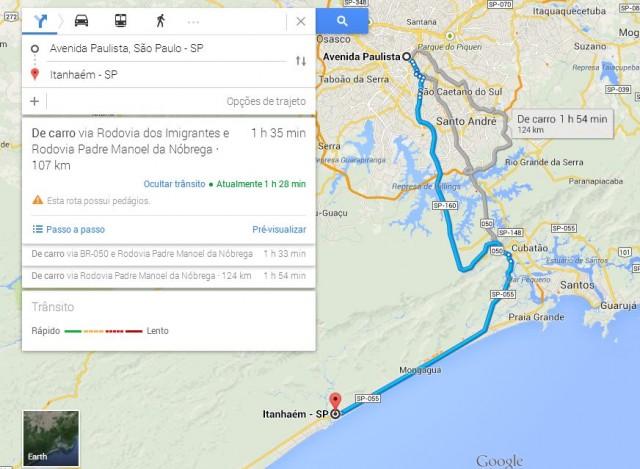 Como o Google Maps calcula o tempo para o destino? | Google Discovery