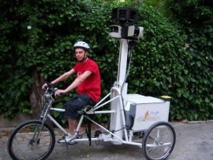 trikerider 300x225 Street View de bicicleta