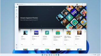 Windows 11 beta inicia testes com aplicativos do Android