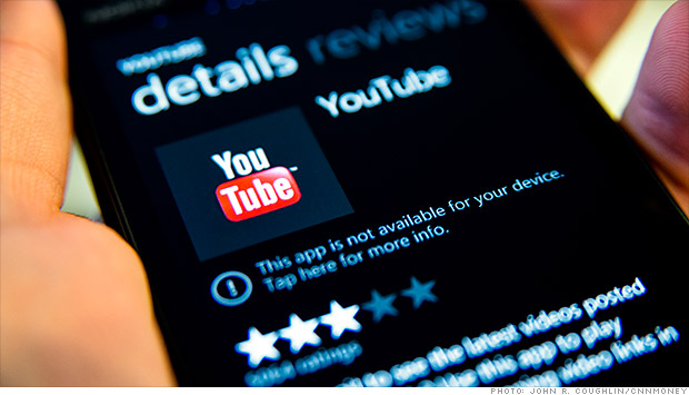 Google bloqueia aplicativo do YouTube no Windows Phone | Google Discovery