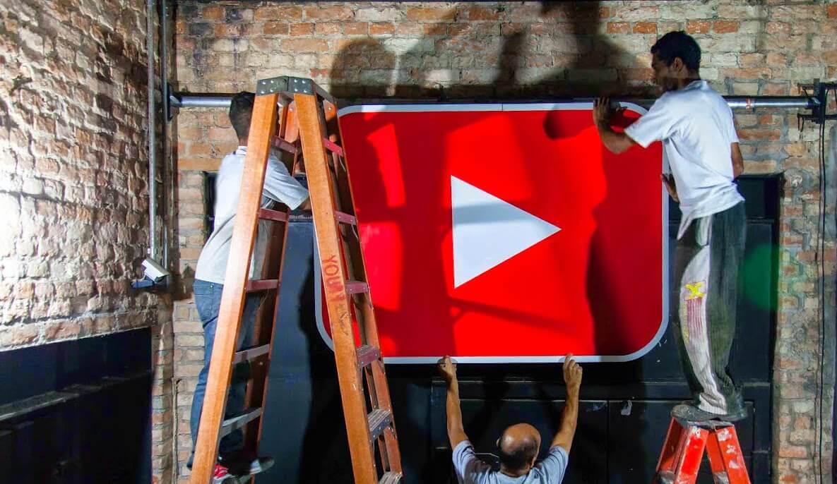 YouTube realiza Aulão para criadores de conteúdo